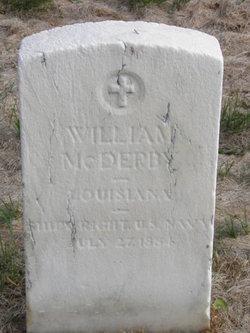 William McDerby