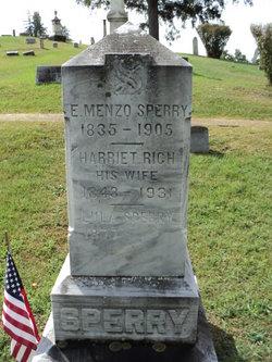 Edwin Menzo Sperry