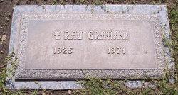 T. Ray Graham