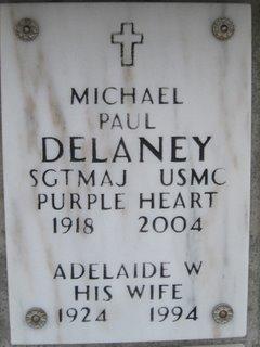 Adelaide W Delaney
