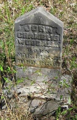 John Chamblis Woodall