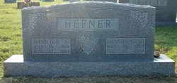 Hamilton Stewart Hefner