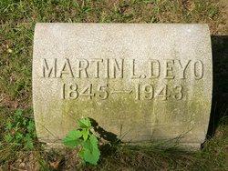 Martin Lewis Deyo