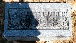 Lucy Virginia <I>Betts</I> Fielding