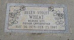Helen Violet <I>Miller</I> Wheat
