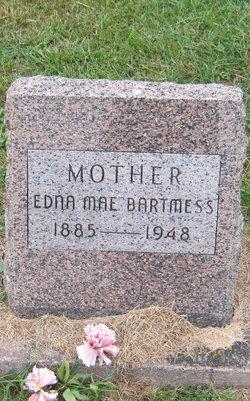 Edna May <I>Grindstaff</I> Bartmess