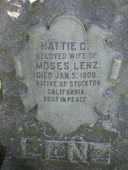Hattie C Lenz