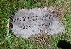 Carmelina <I>Abbiati</I> Abbiati
