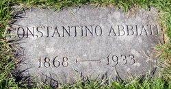 Constantino Martin Abbiati
