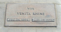 Venita <I>Teutsch</I> Rhine