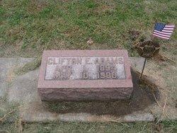 "Clifton Ernest ""Cliff"" Adams"