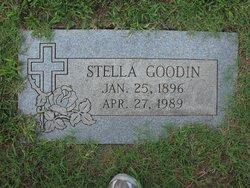Willie Stella <I>Thomas</I> Goodin