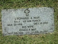 Leonard Allen May, Sr