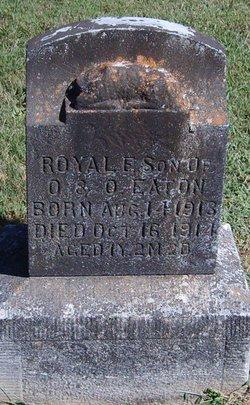 Royal E. Eaton