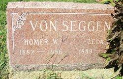 Lela Lavena <I>Thompson</I> Von Seggen