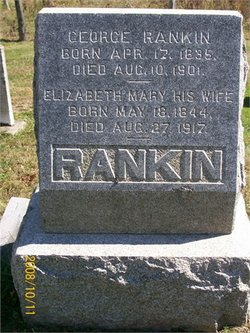 Mary Elizabeth <I>Shipley</I> Rankin