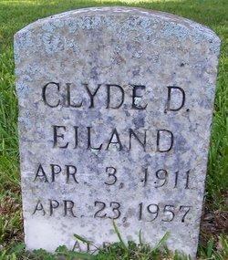 Clyde David Eiland