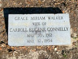 Grace Miriam <I>Walker</I> Connelly