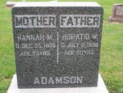 Horatio Walker Adamson
