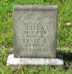 Eliza McCann James