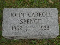 John Carroll Spence