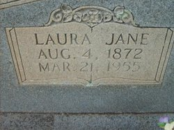 Laura Jane <I>Spence</I> Bowman