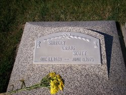 Shirley Garland <I>Craig</I> Scott