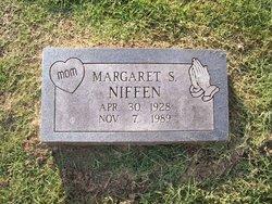 Margaret Sue <I>White</I> Niffen