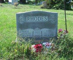 Ilene Parmelia <I>Ginther</I> Rhodes