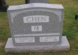 Jingyu Ge Chen