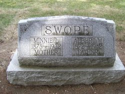Minnie Louise <I>Ebersole</I> Swope