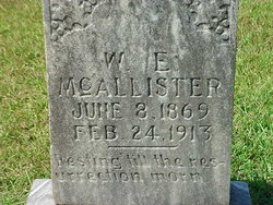 William E. McAllister