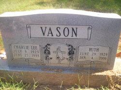 Charlie Lee Vason