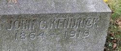 John C. Kendrick