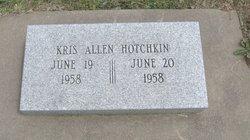 Kris Allen Hotchkin