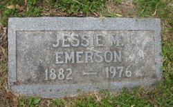 Jessie M. Emerson