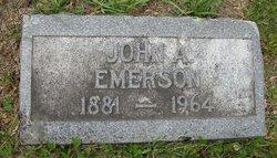 John A. Emerson