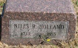Niles R Holland