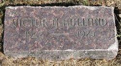 Victor N Holland