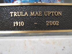 Trula Mae Upton