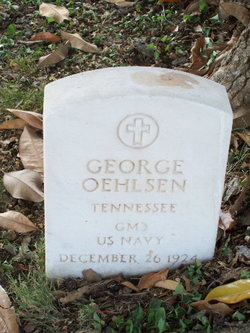 George Edward Oehlsen