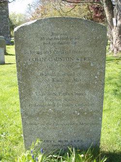 Colin Causton Kerr