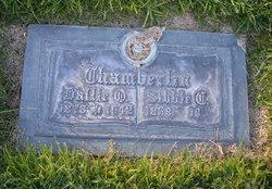 Hallie O. Chamberlin