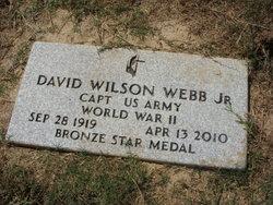 David Wilson Webb, Jr
