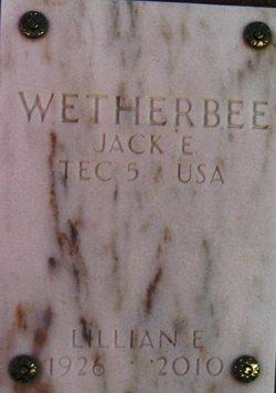 Lillian E. Wetherbee