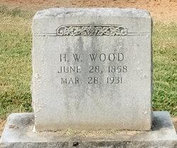Howard W Wood
