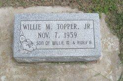 Willie M. Topper, Jr