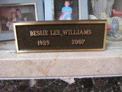 Bessie Lee Williams
