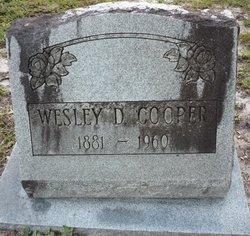 Wesley Douglas Cooper