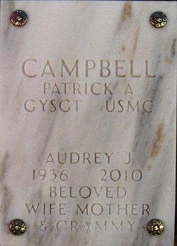 Audrey J. Campbell